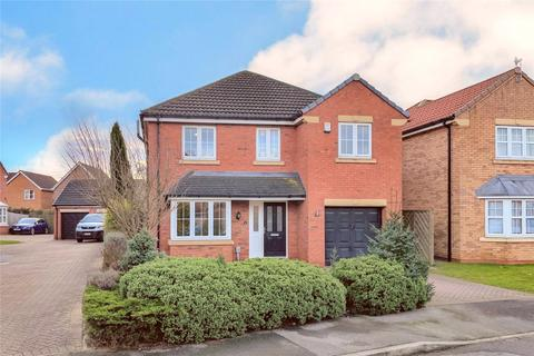 4 bedroom detached house for sale - Pools Brook Park, Kingswood, Hull, HU7