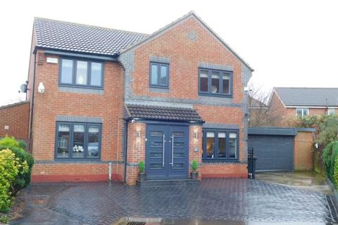 5 bedroom detached house for sale - MEADOWGATE DRIVE, EDEN PARK, HARTLEPOOL