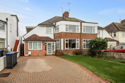 5 bedroom semi-detached house for sale - Robson Road, Goring-by-sea, Worthing, BN12 4EE