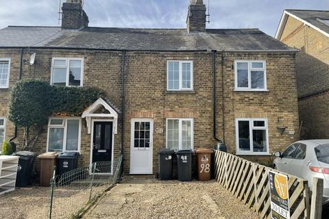 2 bedroom terraced house to rent - Duncombe Road, Hertford