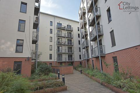 1 bedroom apartment to rent - Park West (Core 1), Derby Road