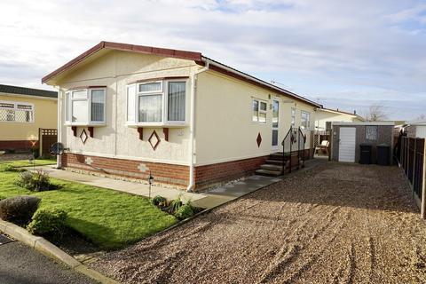 2 bedroom mobile home for sale - Kirkstead Bridge Park, Martin Dales