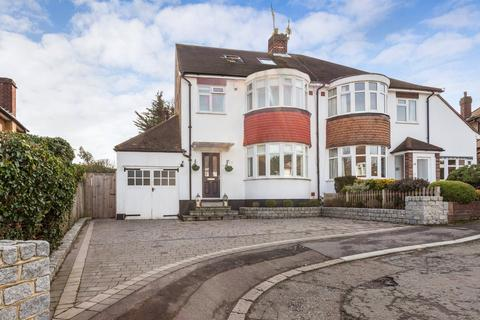 4 bedroom semi-detached house for sale - Wensley Avenue, Woodford Green, IG8