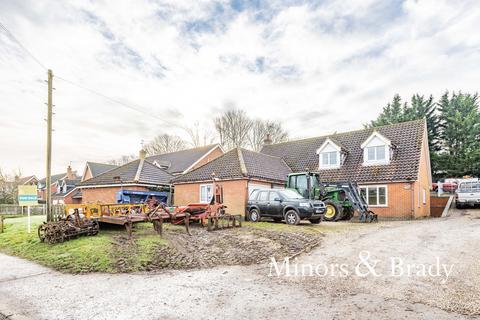 4 bedroom detached house for sale - Hockering Lane, Bawburgh