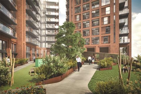 1 bedroom flat for sale - Orchard Wharf, London, E14