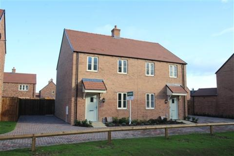 3 bedroom semi-detached house to rent - Flanders Close, Bicester, Oxon