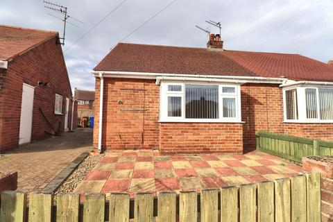 1 bedroom semi-detached bungalow for sale - Bempton Oval, Bridlington
