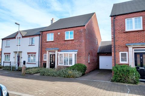 4 bedroom detached house for sale - Stadium Lane, Hinckley