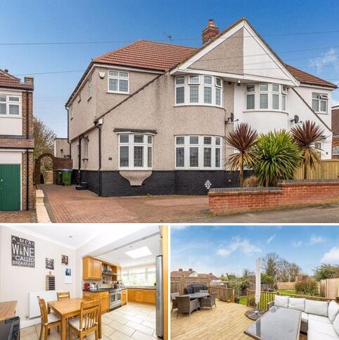 4 bedroom semi-detached house for sale - Deniston Avenue, Bexley