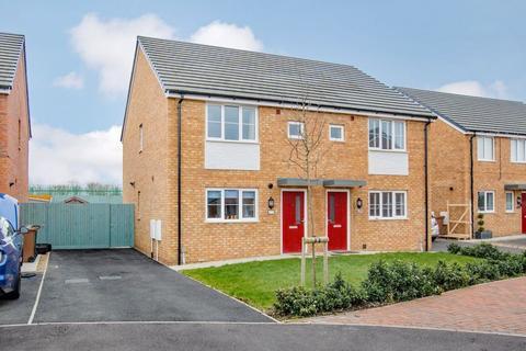 3 bedroom semi-detached house for sale - Oak Wood Drive, Corby