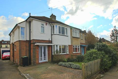 3 bedroom semi-detached house for sale - Grand Avenue, Hassocks, West Sussex, BN6 8DE