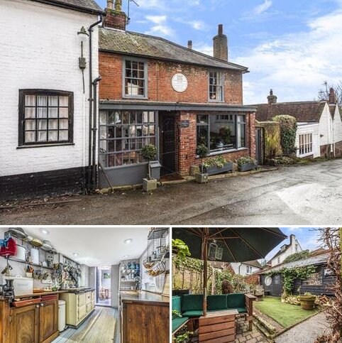 3 bedroom village house for sale - Broad Street, Sutton Valence