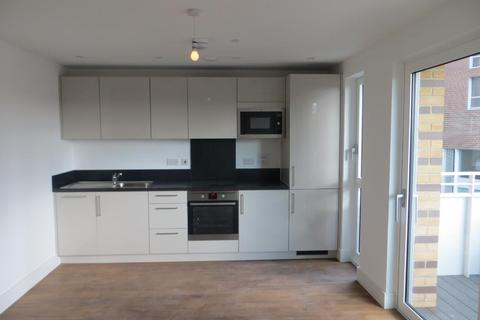Studio to rent - Ivy Point, 5 Hannaford Walk, Bromley by Bow, London, E3 3TF