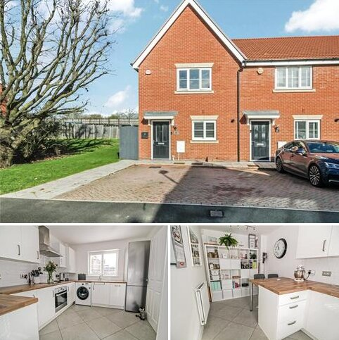 2 bedroom end of terrace house for sale - Warwick Crescent, Laindon, Essex, SS15
