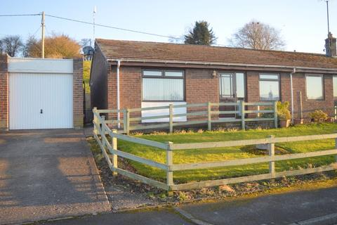 2 bedroom semi-detached bungalow to rent - Marmion View, Norham, Berwick-Upon-Tweed