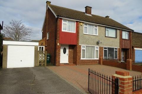3 bedroom semi-detached house for sale - Lynegrove Avenue, Ashford, TW15