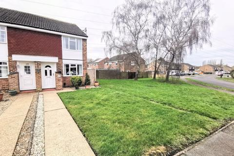 2 bedroom end of terrace house for sale - Rowland Way, Aylesbury
