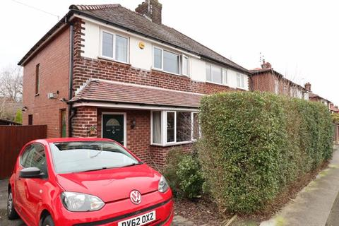 3 bedroom semi-detached house for sale - Cambridge Road, Macclesfield, Cheshire, SK11 8JW