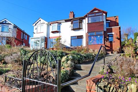 4 bedroom semi-detached house for sale - Mountside Crescent, Prestwich, Manchester