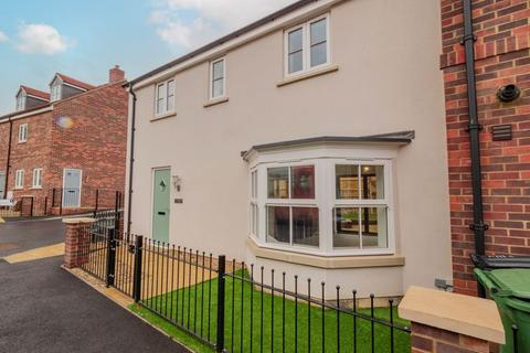 3 bedroom end of terrace house for sale - St Marks Rise, Dursley