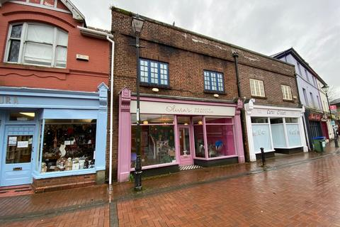 Retail property (high street) to rent - Angel Street, Neath