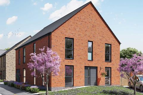 3 bedroom semi-detached house for sale - Plot 70, The Becket at Harrington Park, Harrington Lane, Pinhoe, Exeter, Devon EX4