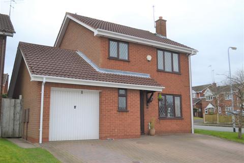 4 bedroom detached house for sale - Robin Close, Huntington, Cannock