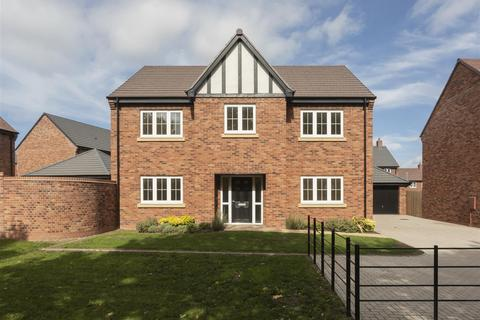 5 bedroom detached house for sale - Plot 117, The Charlesworth, Charters Gate, Castle Donington DE74 2JG