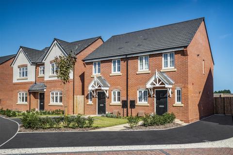 3 bedroom semi-detached house for sale - Plot 98, The Beeley, Charters Gate, Castle Donington DE74 2JG