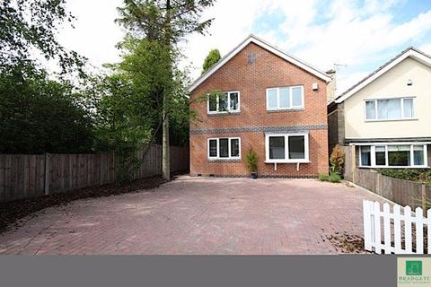 4 bedroom detached house to rent - Park Avenue, Markfield, Leicestershire LE67 9WA
