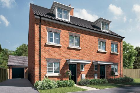 3 bedroom semi-detached house for sale - Plot 135, The Heywood at Spinnaker, Station Approach, Westbury, Wiltshire BA13