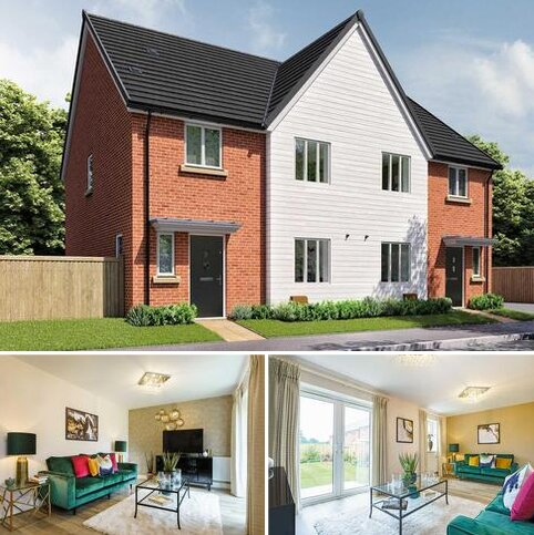 3 bedroom semi-detached house for sale - Plot 184, The Chilham Variant at Fox Hill, Gamble Mead, Fox Hill, Haywards Heath, West Sussex RH16