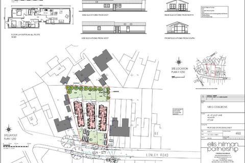 Land for sale - Linley Road, Alsager