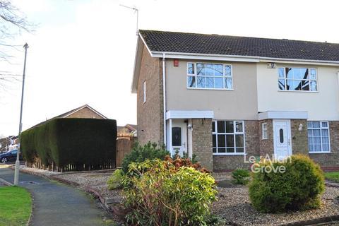 2 bedroom end of terrace house for sale - Wenlock Close, Halesowen