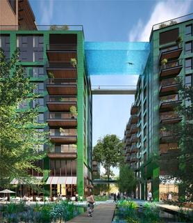 2 bedroom flat for sale - Legacy Building, Embassy Gardens, Ponton Road, London, SW8