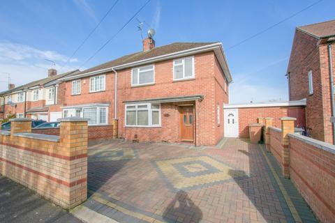 3 bedroom semi-detached house for sale - Chestnut Avenue, Dogsthorpe, Peterborough, PE1