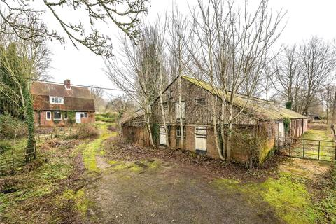 4 bedroom equestrian property for sale - Mill Lane, Abbots Worthy, Winchester, Hampshire, SO21