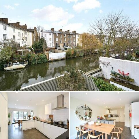 4 bedroom terraced house for sale - Waterside Place, Primrose Hill, London, NW1
