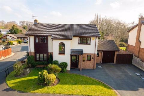 4 bedroom detached house for sale - Old Chirk Road, Gobowen, Oswestry, SY11