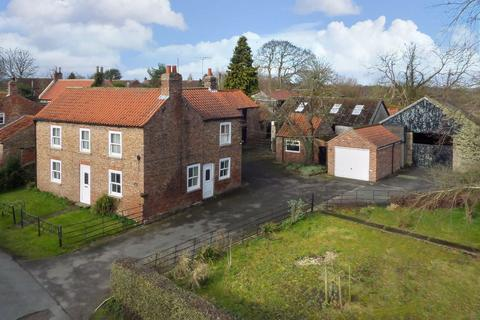 4 bedroom detached house for sale - 11 Middle Street, Wilberfoss