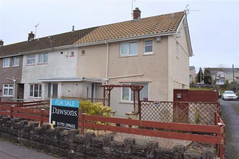 2 bedroom semi-detached house for sale - Lon Olchfa, Sketty, Swansea