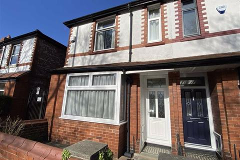 3 bedroom end of terrace house for sale - St Annes Road, Chorlton