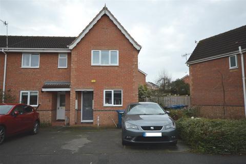 2 bedroom semi-detached house to rent - Syon Park Close, West Bridgford