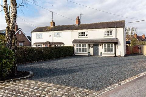 4 bedroom semi-detached house for sale - Cheshire Street, Audlem Crewe, Cheshire