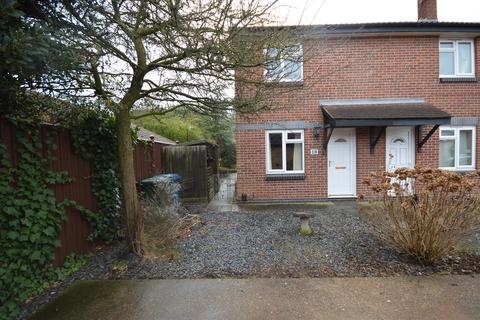 2 bedroom semi-detached house to rent - Wisley Close, Compton Acres, Nottingham
