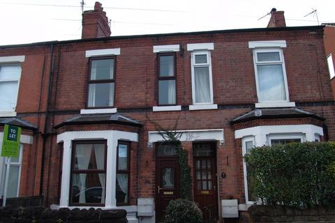 4 bedroom terraced house to rent - Chantrey Road, West Bridgford