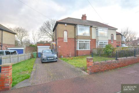 2 bedroom semi-detached house for sale - Calderwood Crescent, Low Fell, Gateshead