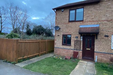 2 bedroom terraced house to rent - Scotney Close, East Hunsbury, Northampton