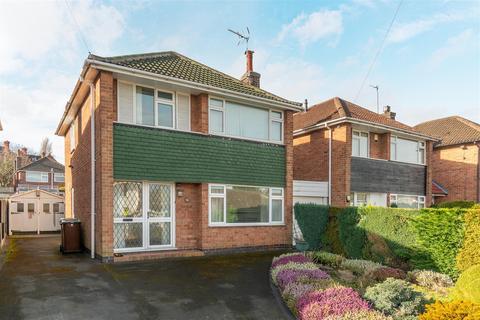 3 bedroom detached house for sale - Christina Crescent, Cinderhill, Nottingham