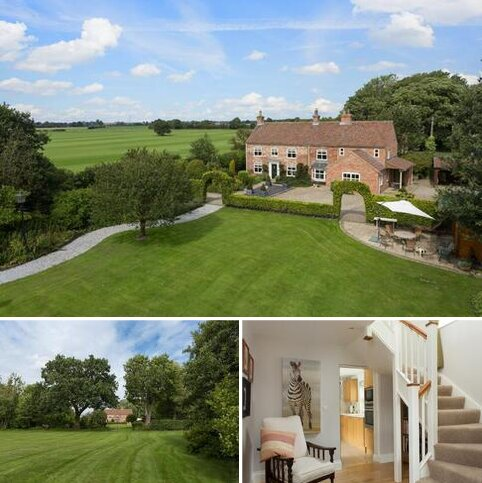 4 bedroom detached house for sale - Old West Farm, Wilberfoss, York